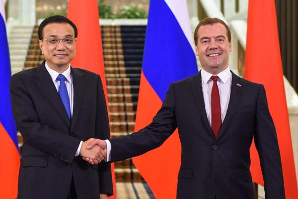Россию и Китай связали $400 млрд