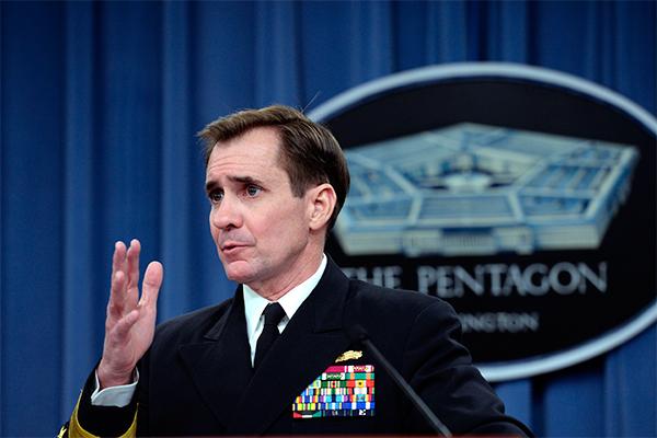 США объяснили позицию Пентагона