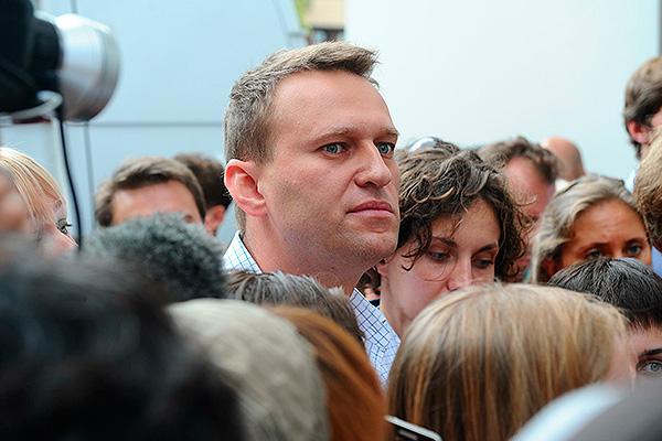 Свидетель не смог помочь Навальным
