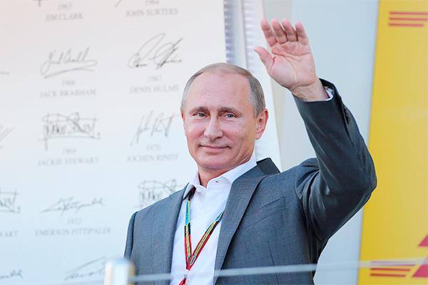 Путин возглавил рейтинг медиаперсон рунета