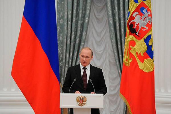 Путин: Мы ответили на испытания