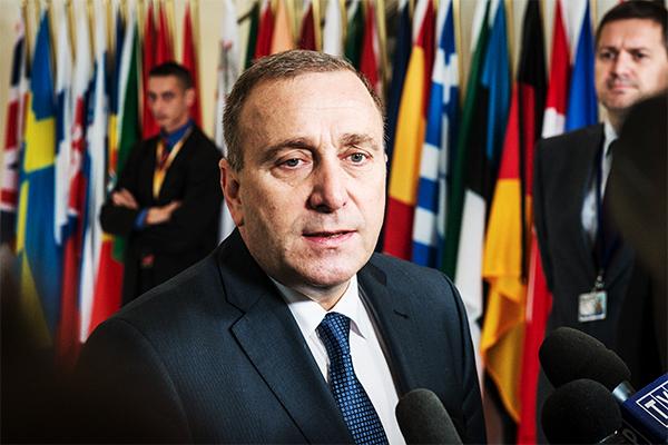 МИД Польши приравнял Украину к Африке