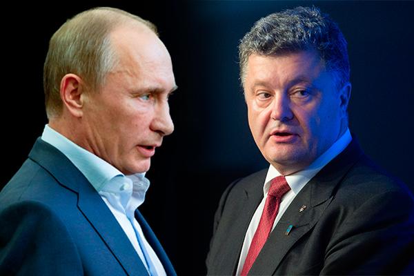 Песков о планах Путина насчет Порошенко