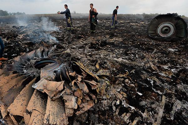 Улики по делу Boeing уничтожаются