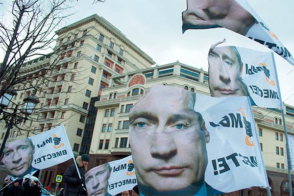 Рейтинг Путина остается на высоте