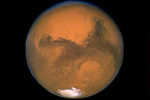 Люди были на Марсе в 1979 году