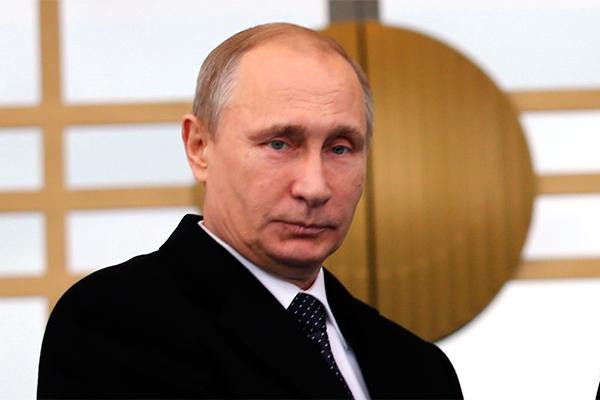 Time выбрал Путина Человеком года