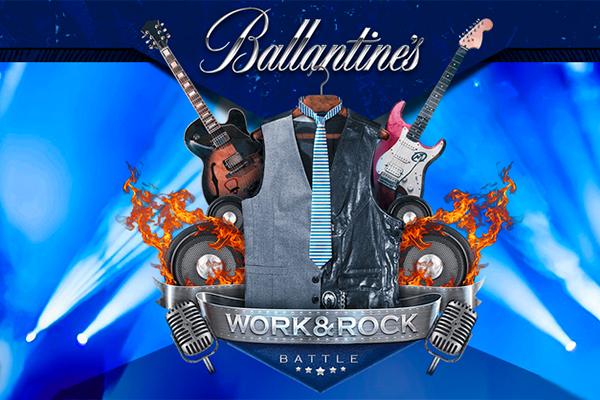 Будущее рока: Ballantine's Battle