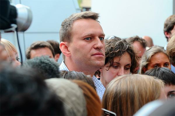 """Навального проверят на """"роспил"""""""