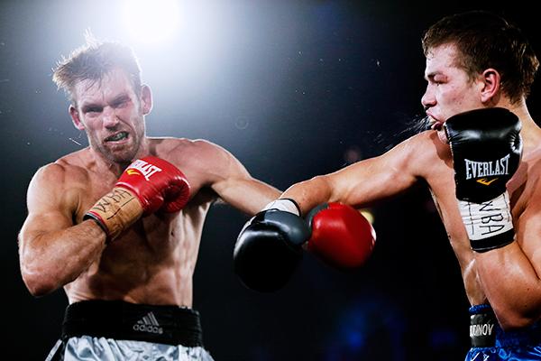 Боксер Чудинов стал чемпионом мира