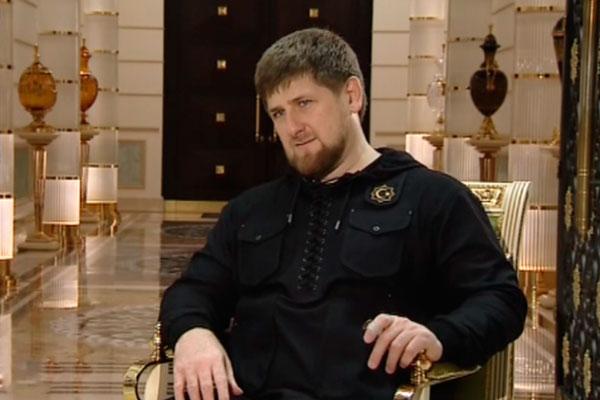 Кадыров просится в Донбасс