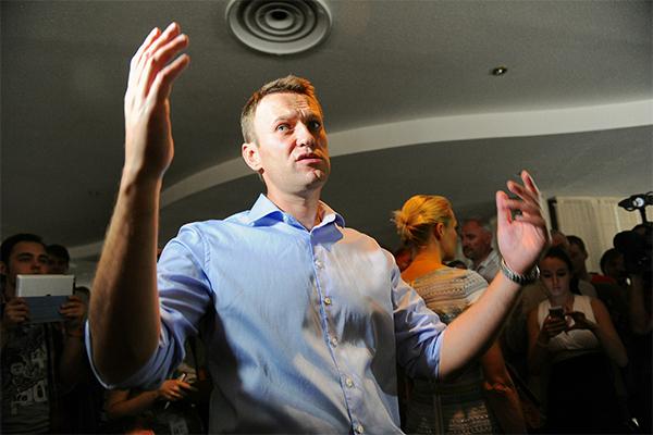 К Навальному нагрянуло следствие