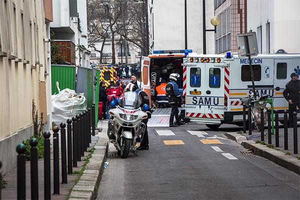 Шарж стал причиной бойни в Париже