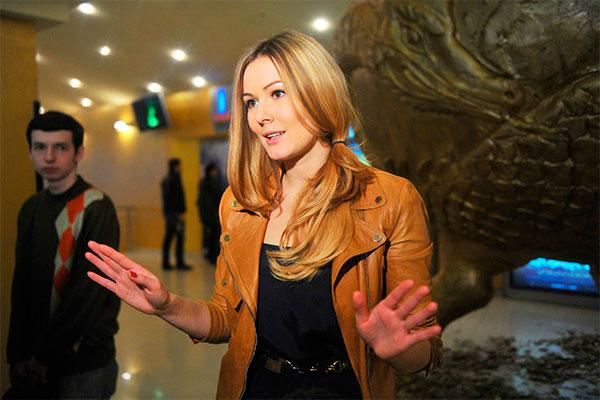 Мария Кожевникова. Фото: GlobalLookpress