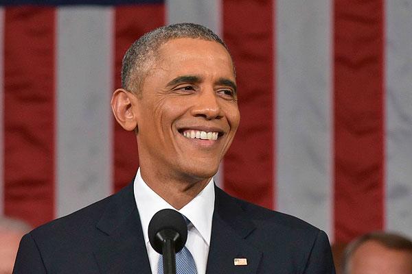 Обама признался Клинтон в любви