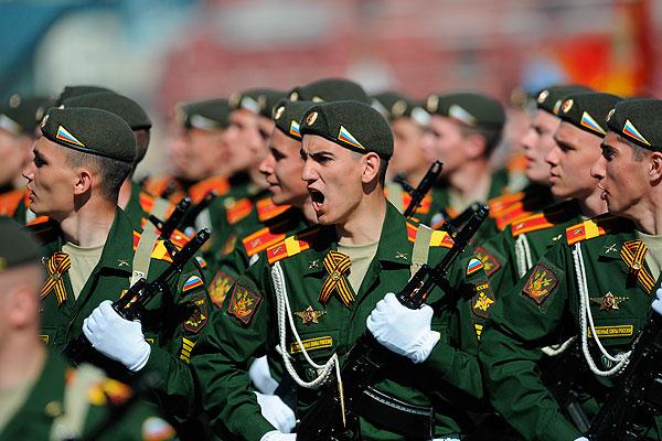 У России хотят отобрать День Победы