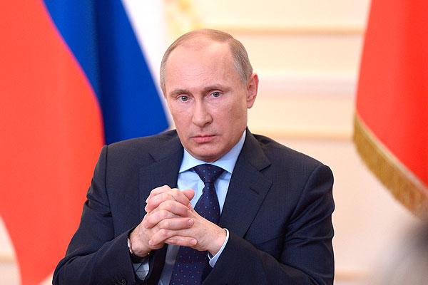 Путин обратился к участникам
