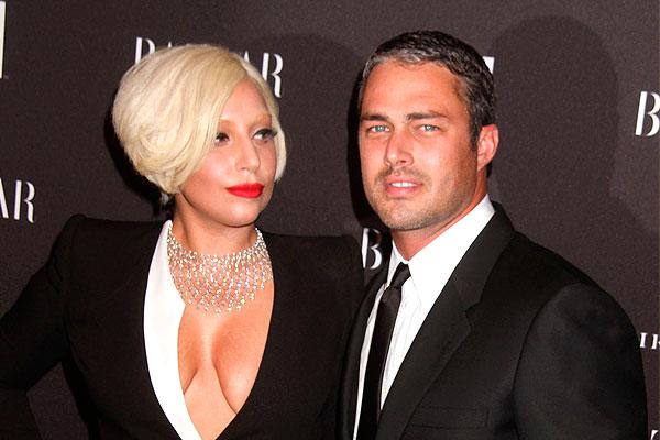 Леди Гага и Тейлор Кинни. Фото: GLOBAL LOOK press/Nancy Kaszerman