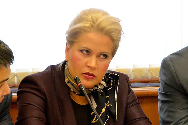 Васильева покинула Москву в одиночестве