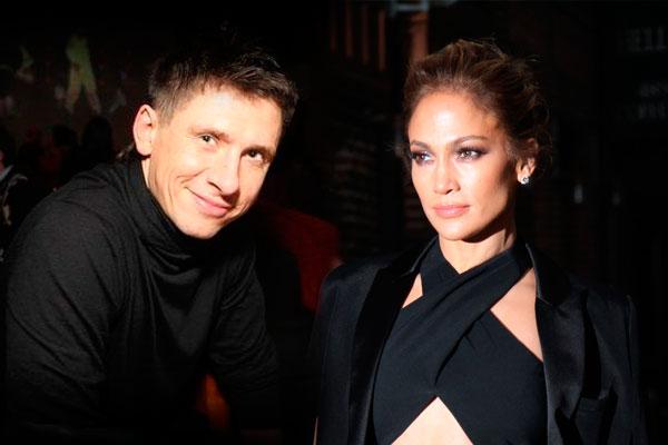 Тимур Батрутдинов и Дженифер Лопес. Фото: Дни.Ру