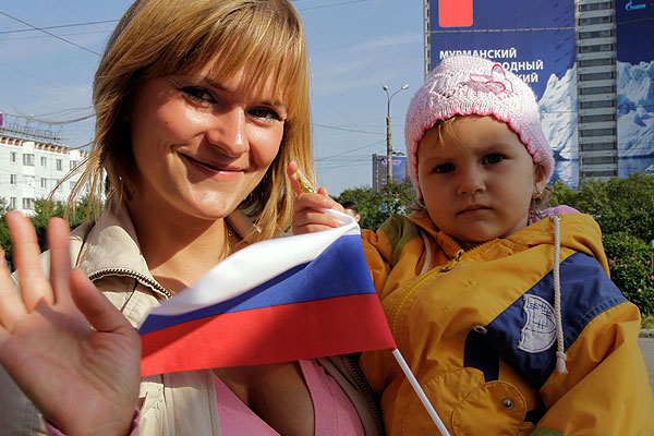 52% россиян довольны своей жизнью