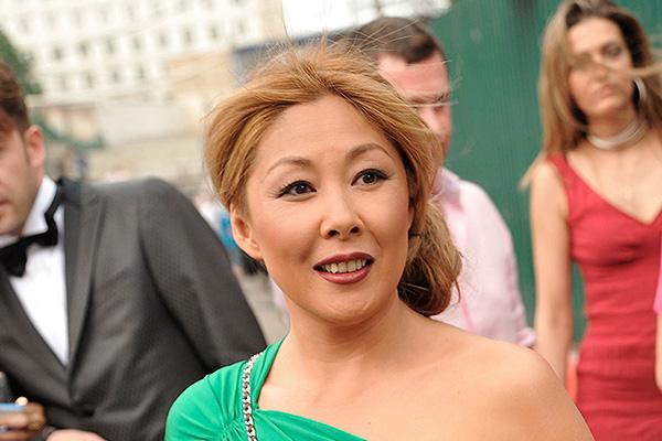 Анита Цой. Фото: GLOBAL LOOK press