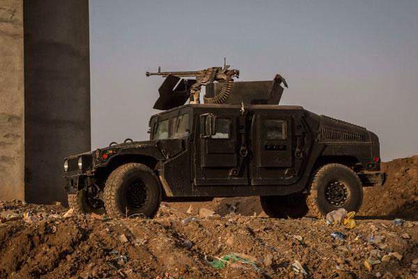 США завалят Украину военной техникой