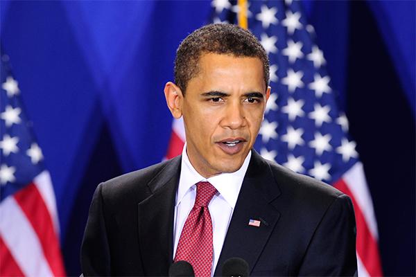 Барак Обама. Фото: GLOBAL LOOK press/Zhang Yan