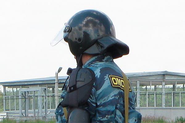 Арестант расстрелял полицейских