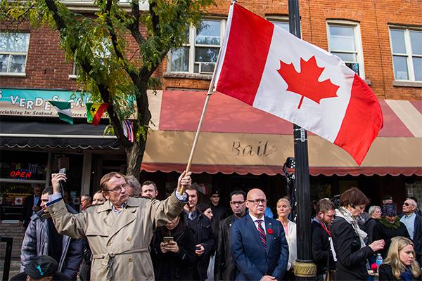 Канадцы разочаровались в политике