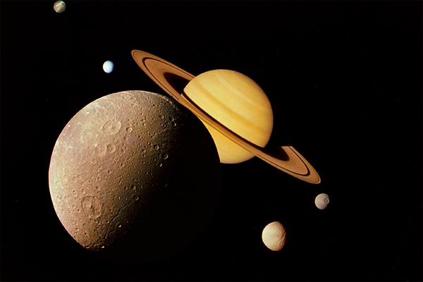 Ученые измерили сутки на Сатурне