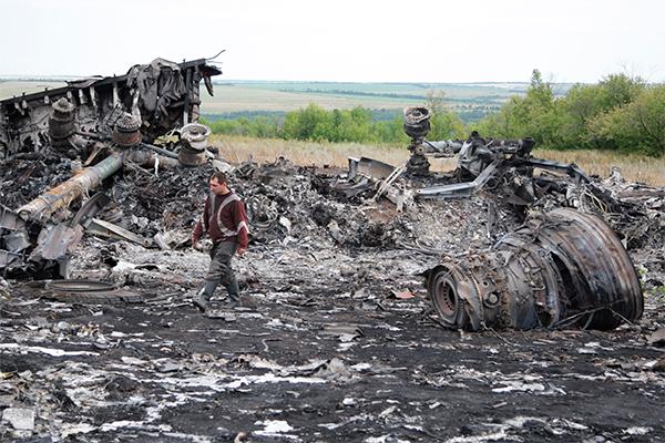 ЦРУ скрывает данные о MH17