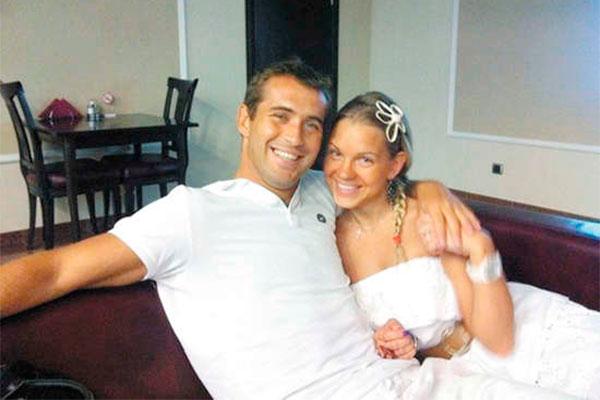 фото кержаков с женой