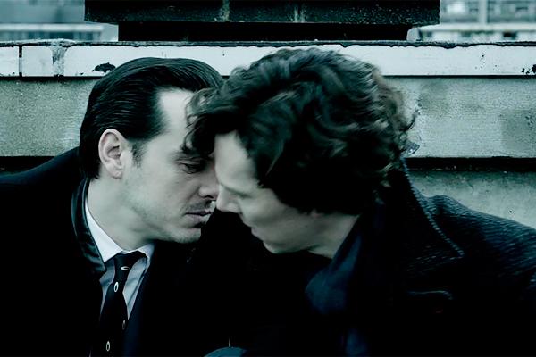 Шерлок холмс сексуальная ориентация