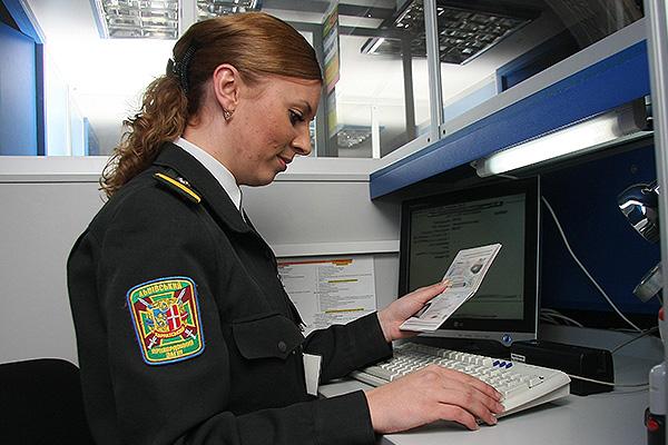 Украинцы остались без загранпаспортов