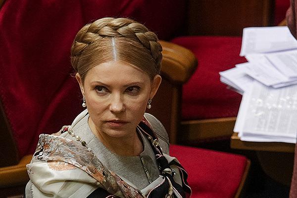 "Тимошенко раскрыла аферы ""Нафтогаза"""