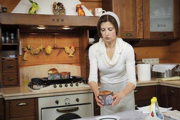 Домашние фотографии жены Порошенко