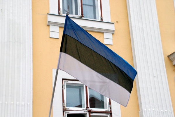 Эстония променяла США на Германию