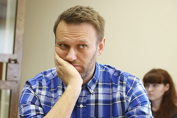 Навальный признался в своей неграмотности