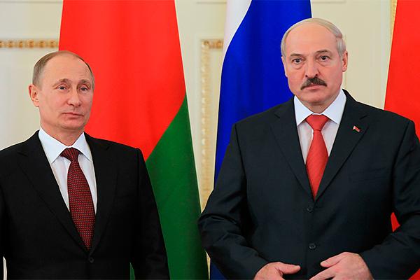 Лукашенко о мужском разговоре с Путиным