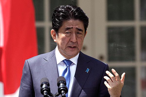 Синдзо Абэ оправдался за пропуск Парада