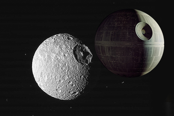 У Сатурна найдена