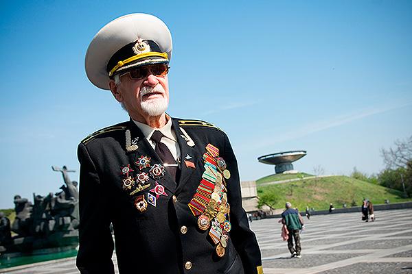Ветераны готовы дать отпор Нацгвардии 9 мая