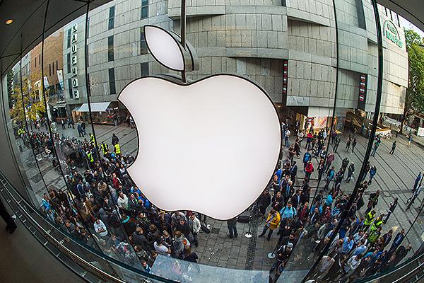 Apple создаст социальную сеть