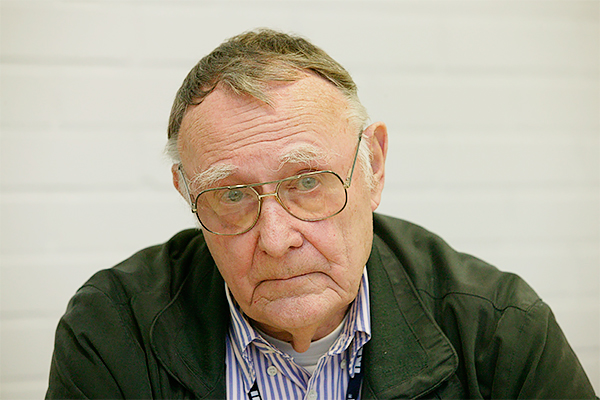 Ветераны лишают главу IKEA ордена
