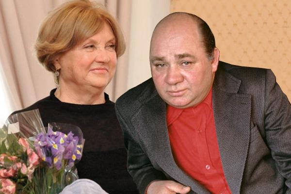 евгений леонов фото жены