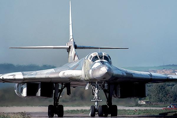 США восхищены идеальными Ту-160