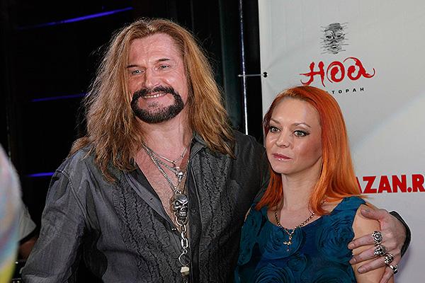 Никита Джигурда и Марина Анисина. Фото: GLOBAL LOOK press