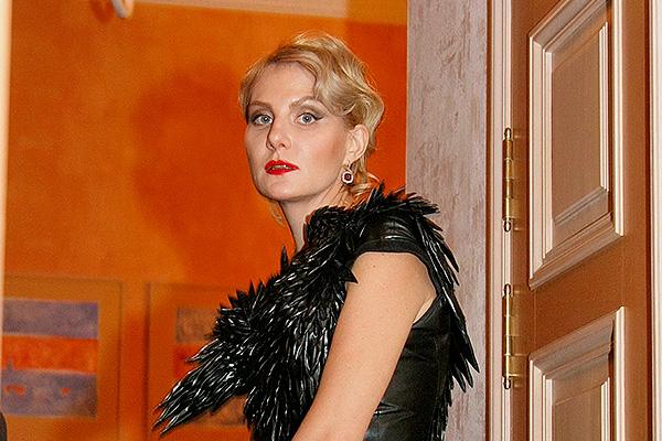 Рената Литвинова. Фото: GLOBAL LOOK press