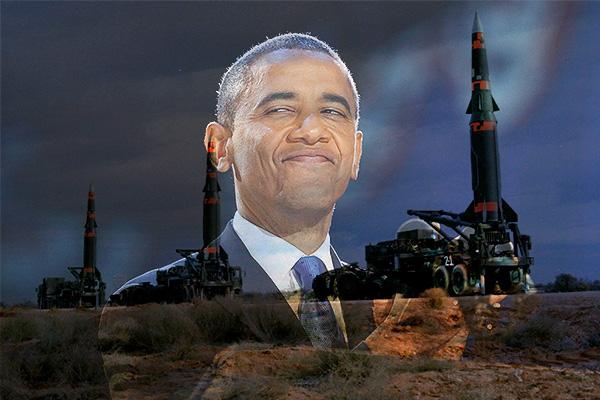 На Россию нацелят ракеты из Европы